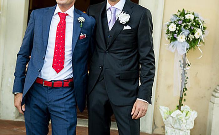 Børns Sorte Jakkesæt Med Rødt Slips, Drenge Bryllup Passer 5 Sæt